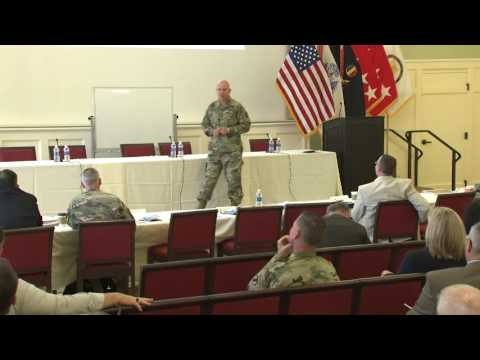 LTG H.R. McMaster: Think-Learn-Analyze-Implement: How the Army Develops Capability and Capacity""