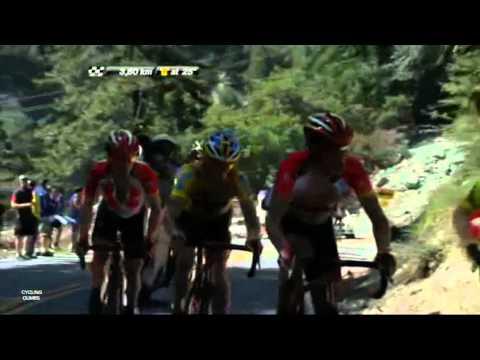 Tour of California 2011 - Mount Baldy
