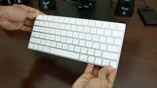 Gambar cover Apple Magic Keyboard Unboxing & Review