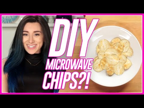 Microwave Potato Chips?! | Microwave Meals with Mackenzie Marie