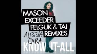 Alessia Cara - Scars to your Beautiful vs Mason - Exceeder (Felguk Remix) [Zedd Ultra 2017 Mashup]