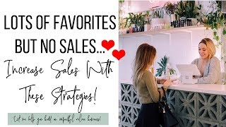 Lots of Favorites But No Sales - Increase Etsy Sales