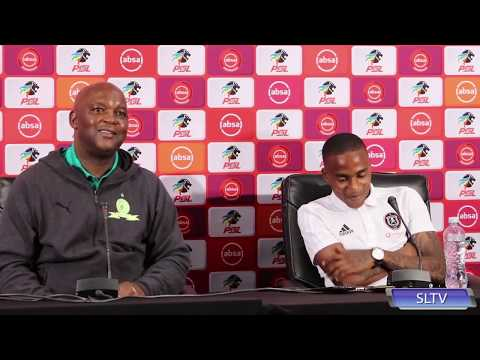 Pitso: What Happened To Lorch That He Wants To Win The League For Pirates Now?