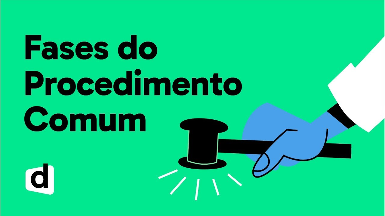 Download FASES DO PROCEDIMENTO COMUM | QUER ENTENDER DIREITO? | MAPA MENTAL