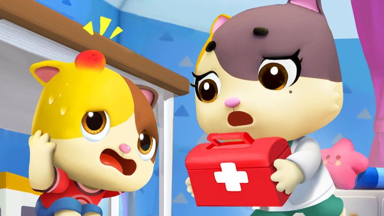 不要在危險的地方玩捉迷藏☆好習慣兒歌☆兒歌童謠 | 卡通 | 動畫 | 寶寶巴士 | BabyBus