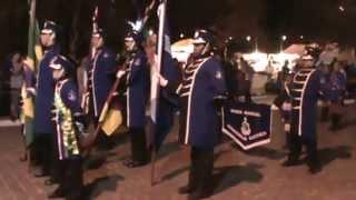 Banda Marcial Monsenhor Gautsch - 24º Campeonato Estadual da FEBARGS