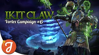 IKIT CLAW Campaign #6 | Prophet & The Warlock | Total War: WARHAMMER II