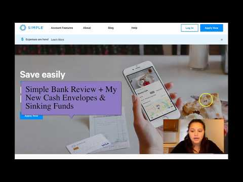 Simple Bank Review + My New Digital Cash Envelopes & Sinking Funds |