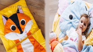 Лиза Участвует в рекламном ролике Slipiki детские постельки ЗВЕРЯТА / Какую постельку хотел бы ты?