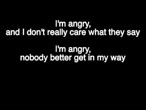 Anger Management with Lyrics by Lecrae