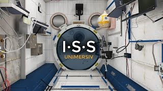 Explore the ISS in Virtual Reality - Unimersiv - Gear VR