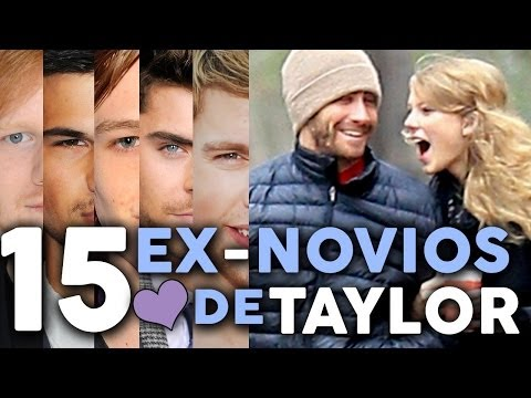 15 Ex 'Novios' de Taylor Swift