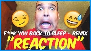 Chris Brown ft. Usher & ZAYN Back To Sleep (Official Remix) REACTION