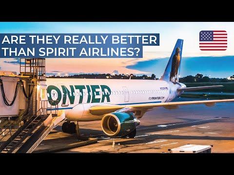 TRIPREPORT | Frontier Airlines (ECONOMY) | Airbus A321 | Orlando - Raleigh Durham