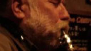 Peter Brotzmann, Ken Vandermark & Paal Nilssen-Love