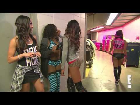 Total Divas Season 3, Episode 12 Clip: Brie and Nikki Bella bring their issues to work