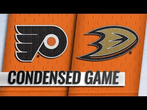 Philadelphia Flyers vs Anaheim Ducks – Oct.30, 2018 | Game Highlights | NHL 18/19 | Обзор матча