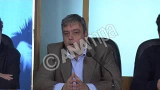 Συνέντευξη Τύπου υπουργού Διοικητικής Ανασυγκρότησης Χριστόφορου Βερναρδάκη