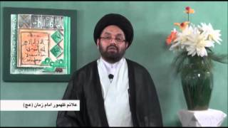 The Sings Of Reappearance Of The IMAM MAHDI AJTF Part 11 By Allama Syed Shahryar Raza Abidi