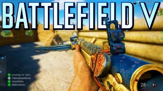 Battlefield 5: Katana Elite (Battlefield V Pacific Gameplay)