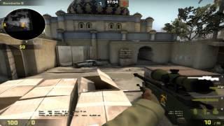 [CS:GO] AWP Rehberi AWP kullanmak ve taktikleri de_dust2   CT