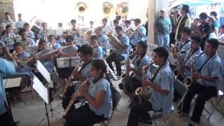 AIRES ANDALUCES  Banda de Musica del CisNº8