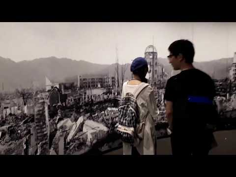Hiroshima Peace Memorial Museum Tour - 広島平和記念資料館 - Stabilized