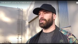 Re: Bradley Martyn - THE BIGGEST LIE IN THE FITNESS INDUSTRY!
