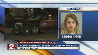 Video Person arrested after Sunday night's deadly accident on Brookside download MP3, 3GP, MP4, WEBM, AVI, FLV November 2017