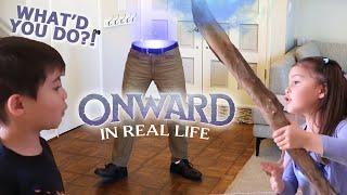 """Pixar's """"Onward"""" in Real Life"""