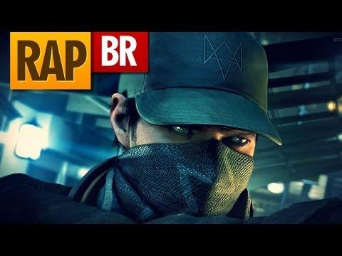 Rap do Watch_Dogs | Tauz RapGame 14