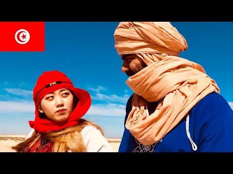 لقينا ذهب في صحراء تونس !!  🇹🇳