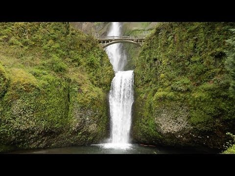Beautiful sights at the Columbia River Gorge