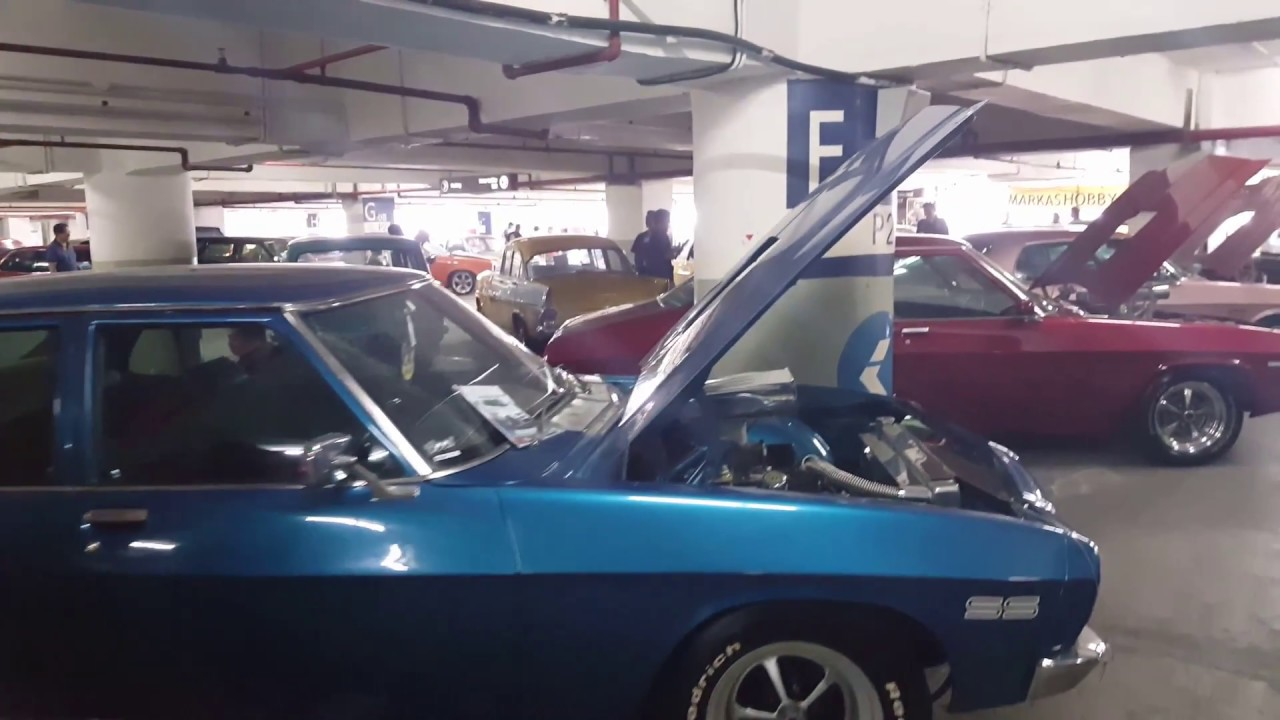 Holden Indonesia Holden Festival 2016 Muscle Car Indonesia