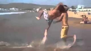 Impressionant Catch algérien Mieux que les américains thumbnail