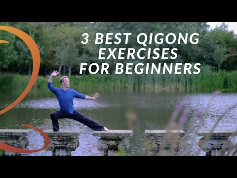 3 Best Qi Gong Exercises for Beginners (Qi Gong Moving Meditation)