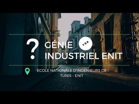 Génie Industriel ENIT V2.0