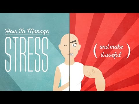 Stress Strategy: How to Use Stress to Your Advantage