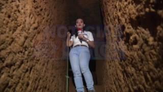 ¨El Túnel de Dios¨.