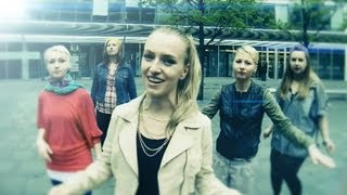 Teledysk: K.R.E.M. - Gdzieś w Sercu Miasta (Dore,Lilu,Mona,Madifa,Fala)