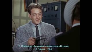 Топ-10 фильмов Виктора Павлова