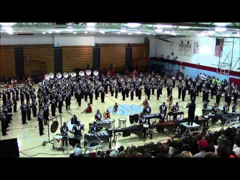 Willard High School - Webbstock 2013, Webb City, MO. Standstill Performance