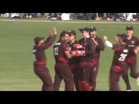 Hong Kong v Scotland - 1st T20i Highlights