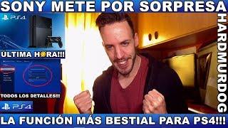 ¡¡¡SI TIENES PS4,ESTO TE VA A GUSTAR!!! - Hardmurdog - Playstation - 2018 - Español