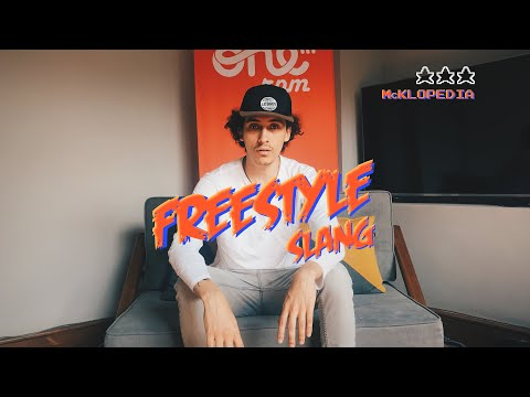 Freestyle ft. McKlopedia | Slang