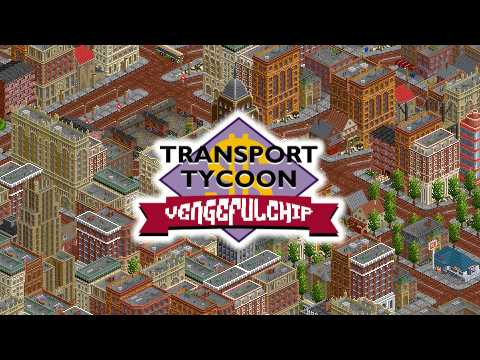 Transport Tycoon (Deluxe) - IBM-PC SC-88 Soundtrack [real hardware]
