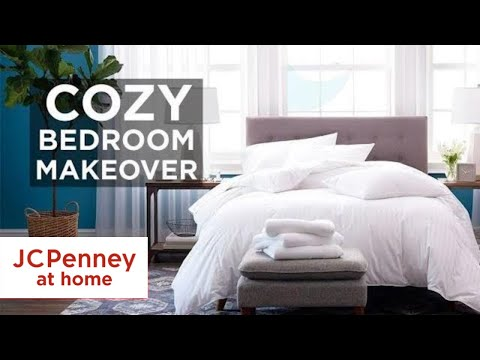 10 Cozy Bedroom Makeover Ideas | Home Décor Tips | JCPenney