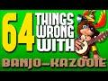 64 Things WRONG With Banjo-Kazooie (PARODY)