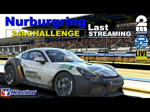 【兄者】2BRO. Racing NBR24hCHALLENGE【2BRO.】3枠目ラストまで?