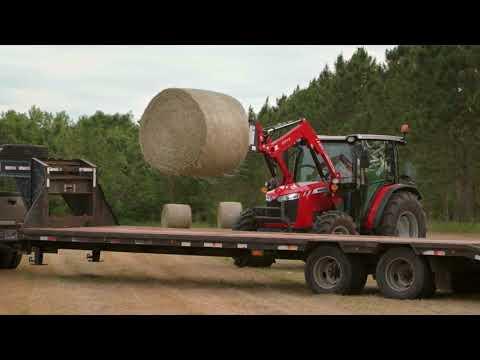 Massey Ferguson 4700/5700/6700 Global Series Utility
